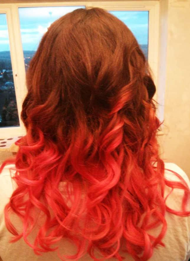 Pink-Curls