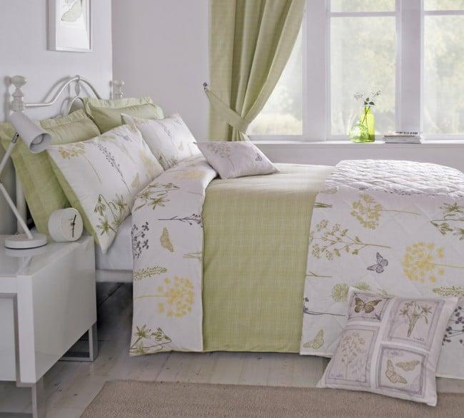 botanique bedspread