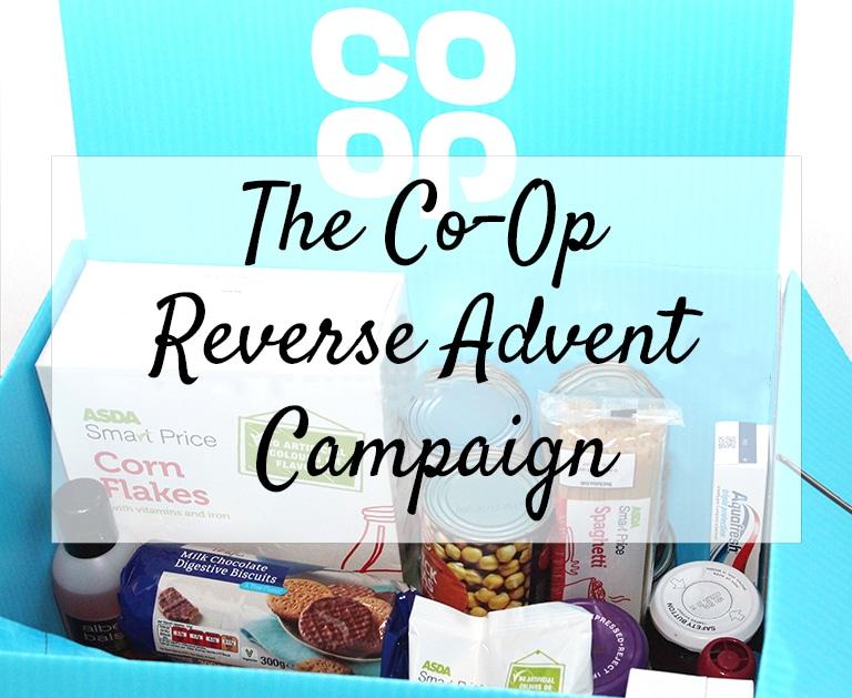 Reverse Advent Campaign
