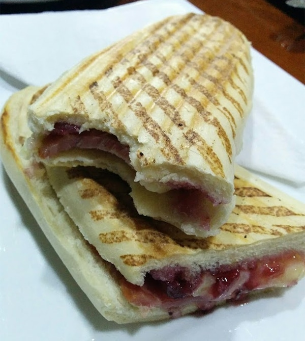 Love Coffee panini