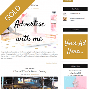 Ad Gold Package