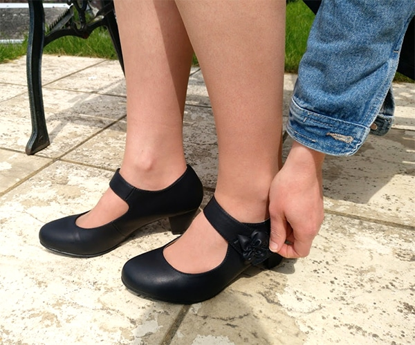 Same Shoes Different Heel Heights Uk